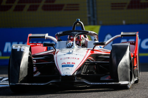 Arthur Leclerc (MCO), Rookie Test Driver for Venturi, EQ Silver Arrow 01