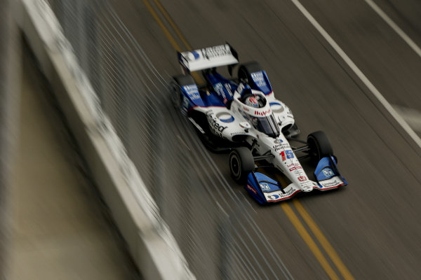 #15: Graham Rahal, Rahal Letterman Lanigan Racing Honda
