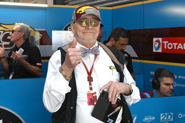 Marc van de Stratten, Owner Marc VDS Racing.
