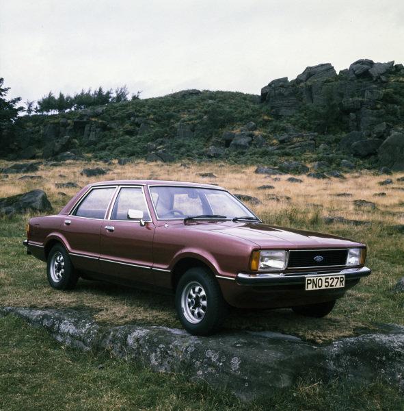 Ford Cortina.