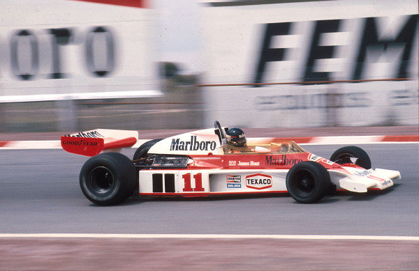 1976 Spanish Grand Prix.