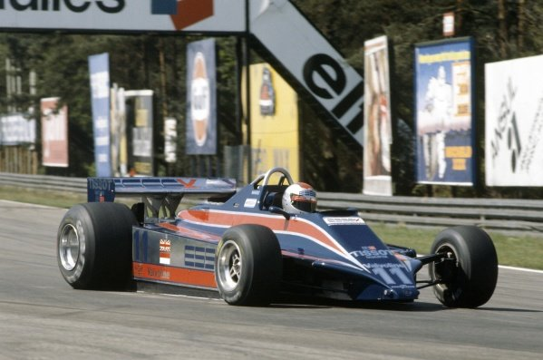 1980 Belgian Grand Prix.Zolder, Belgium. 2-4 May 1980.Mario Andretti (Lotus 81-Ford Cosworth), retired.World Copyright: LAT PhotographicRef: 35mm transparency 80BEL16