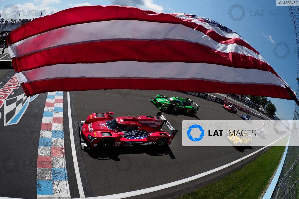 Round 6 - Watkins Glen, New York, USA
