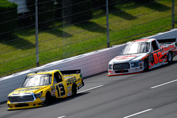 NASCAR Camping World Truck Series Overton's 150 Pocono Raceway, Long Pond, PA USA Saturday 29 July 2017 Cody Coughlin, JEGS Toyota Tundra World Copyright: Rusty Jarrett LAT Images