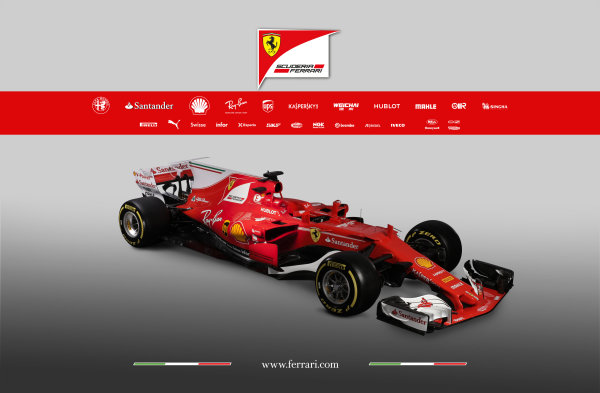 Ferrari SF70H Launch Images. Maranello, Italy. Friday, 24 February, 2017. Photo: Copyright Free Ferrari. Editorial use only. Ref: 170009_SF70H