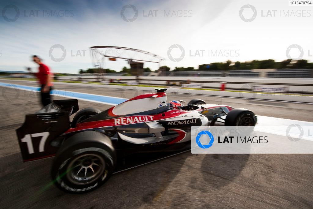 2009 GP2 Series Testing.
