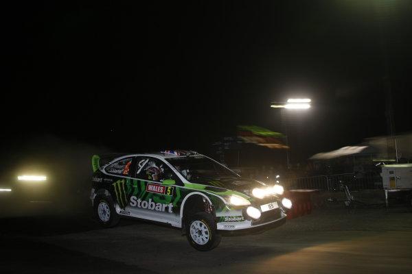 Round 13Wales Rally GB 11-14 October 2010Matthew Wilson, Ford WRC, PortraitWorldwide Copyright: McKlein/LAT