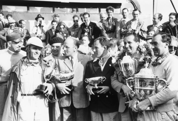 Silverstone, England. 16 - 18 July 1953.