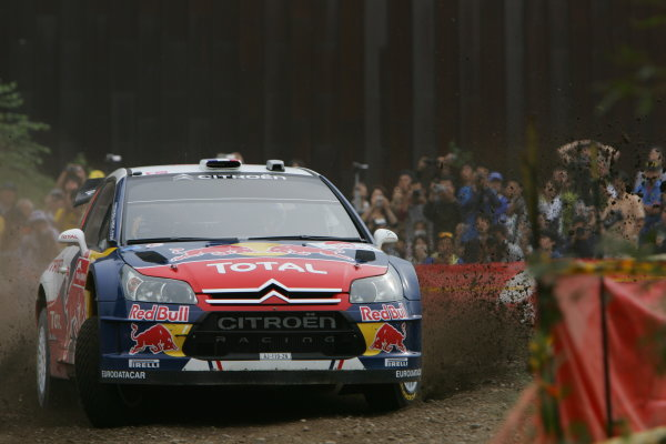 2010 FIA World Rally ChampionshipRound 10 Rally Japan 9-12/9 2010Worldwide Copyright: McKlein/LAT