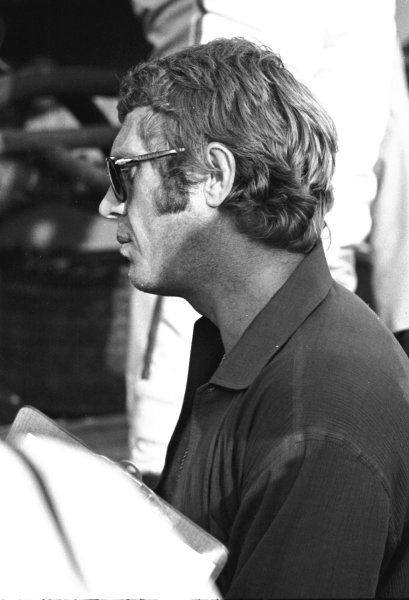 13-14 June 1970Steve McQueen.Ref-3146/14.World Copyright - LAT Photographic