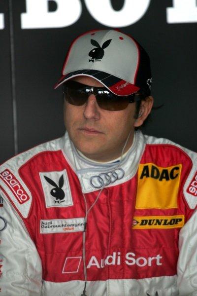 Christian Abt (GBR) Audi Sport DTM, Rd 1, Hockenheim, Germany, Saturday 21 April 2007. DIGITAL IMAGE