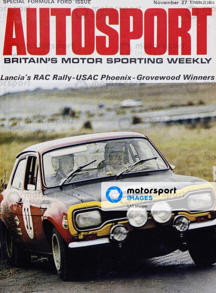 Autosport Covers 1969