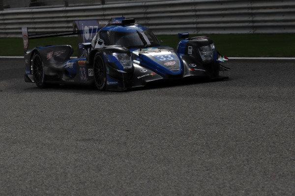 #33 High Class Racing Oreca 07 - Jan Magnussen, M Markussen