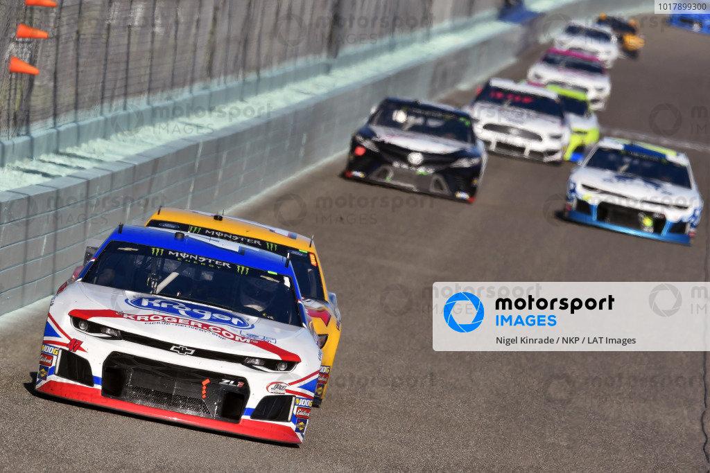#47: Ryan Preece, JTG Daugherty Racing, Chevrolet Camaro Kroger
