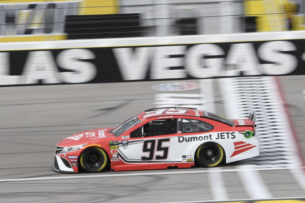 #95: Matt DiBenedetto, Leavine Family Racing, Toyota Camry Dumont JETS
