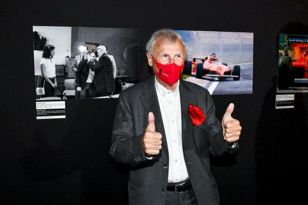 Ercole Colombo, Motorsport Images Exhibition at Villa Reale di Monza