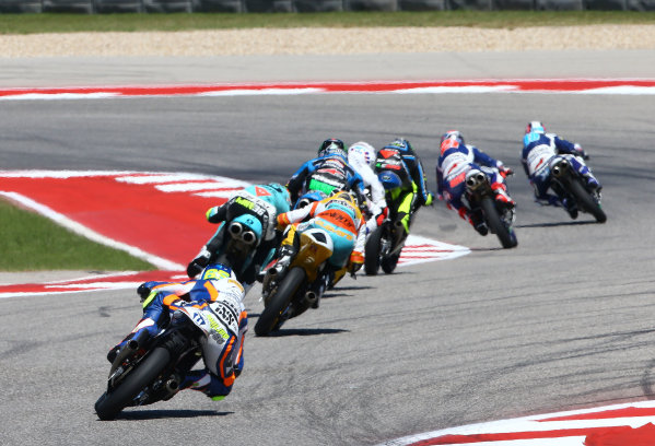 2017 Moto3 Championship - Round 3 Circuit of the Americas, Austin, Texas, USA Sunday 23 April 2017 Philipp Ottl, Schedl GP Racing World Copyright: Gold and Goose Photography/LAT Images ref: Digital Image Moto3-R-500-2963
