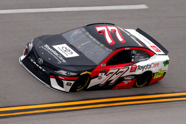 Monster Energy NASCAR Cup Series GEICO 500 Talladega Superspeedway, Talladega, AL USA Friday 5 May 2017 Erik Jones, Furniture Row Racing, ToyotaCare Toyota Camry World Copyright: Lesley Ann Miller LAT Images ref: Digital Image lam_170505DEGA48933