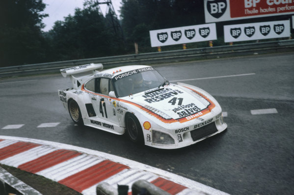 Le Mans, France. 9th - 10th June 1979.
