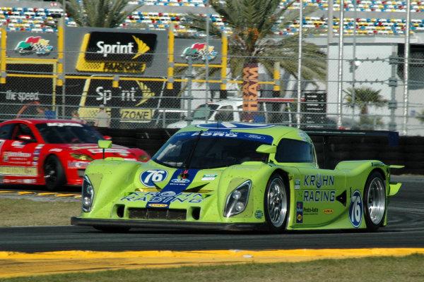 3-5 January, 2009, Daytona Beach, Florida USANo 76, Ford / Lola, Nic Jonsson, Darren Turner & Ricardo Zonta©2008, Colleen Nixon, USALAT Photographic