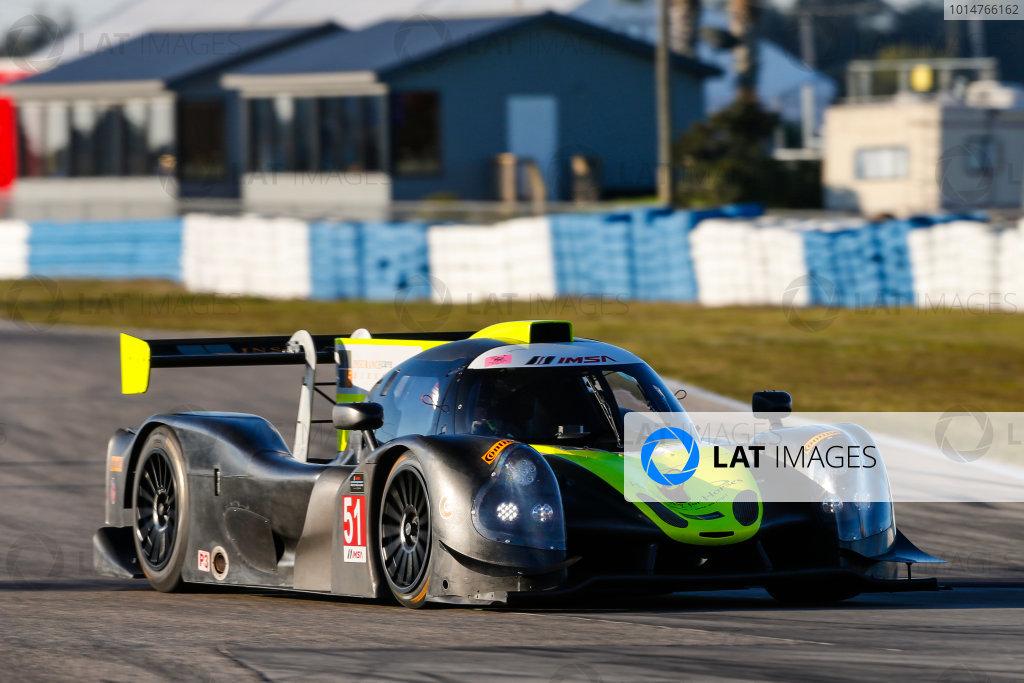 2017 IMSA Prototype Challenge Sebring International Raceway, Sebring, FL USA Wednesday 15 March 2017 51, Rob Hodes, P3, M, Ligier JS P3 World Copyright: Jake Galstad/LAT Images ref: Digital Image lat-galstad-SIR-0317-14977