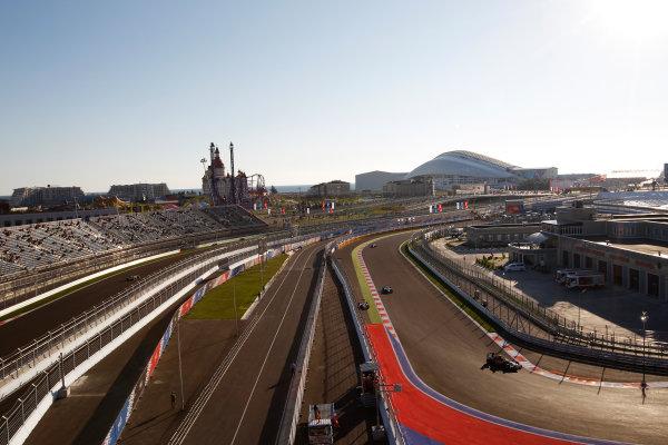 2014 GP3 Series. Round 8.   Sochi Autodrom, Sochi, Russia.  Friday 10 October 2014. Nelson Mason (CAN, Hilmer Motorsport)  Photo: Sam Bloxham/GP3 Series Media Service. ref: Digital Image _G7C5582