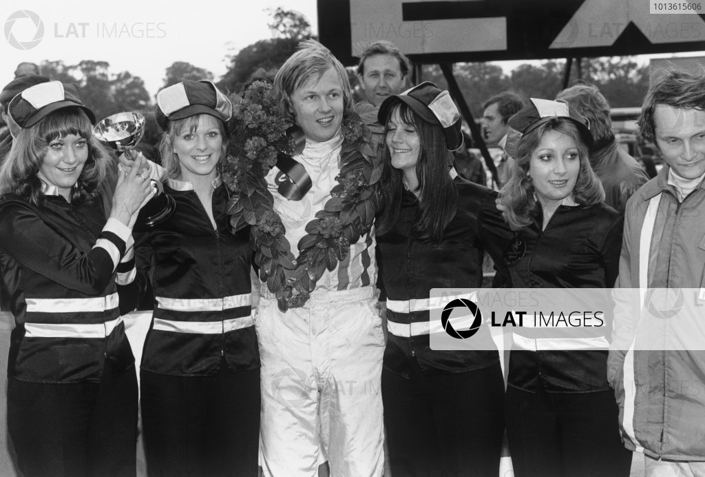 1972 British Formula 2 Race.