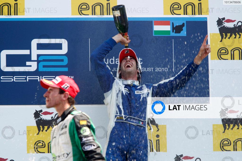 2010 GP2 Series. Round 7.