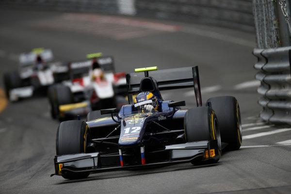 2013 GP2 Series. Round 4.  Monte Carlo, Monaco. 54th May 2013. Saturday Race. Tom Dillmann (FRA, RUSSIAN TIME). Action.  World Copyright: Glenn Dunbar/GP2 Series Media Service. Ref: _89P2735