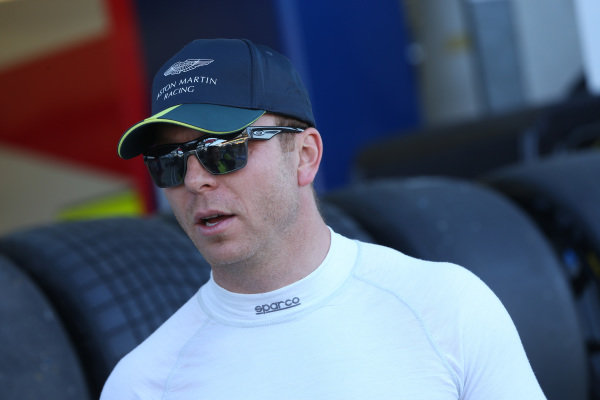 #12 Aston Martin Performance Centre: Chris Hoy