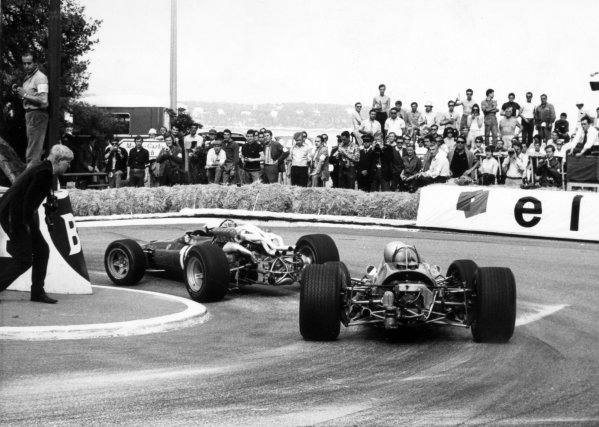 1967 Monaco Grand Prix.