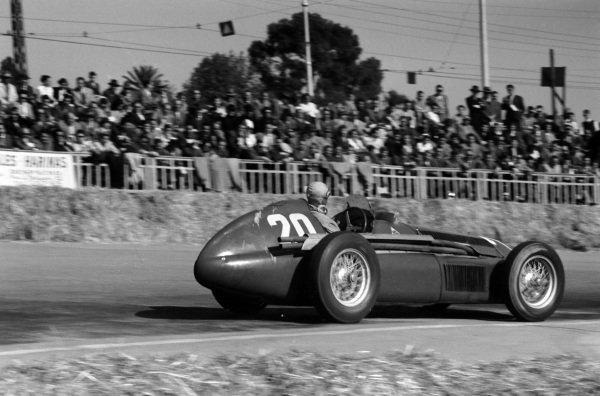 Giuseppe Farina, Alfa Romeo 159.