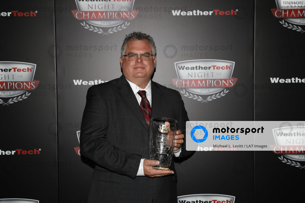 2018 WeatherTech Night of Champions, Bill Riley