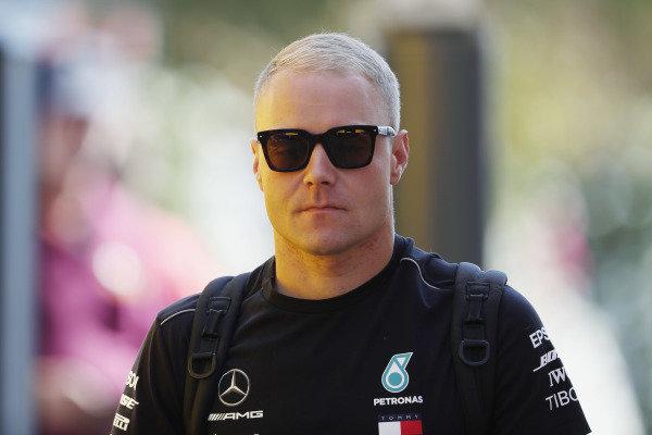 Valtteri Bottas, Mercedes AMG F1.