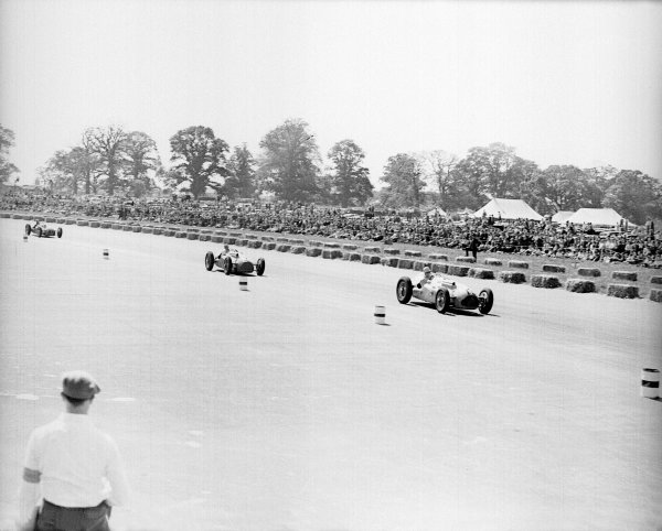 Silverstone, Great Britain. 14 May 1949.