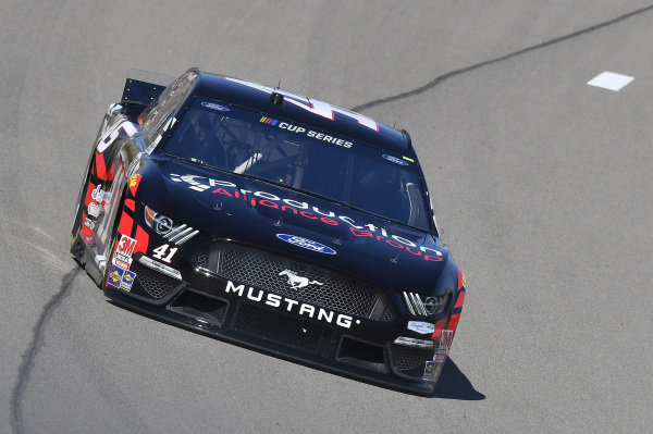 #41: Cole Custer, Stewart-Haas Racing, Ford Mustang Production Alliance Group/Haas
