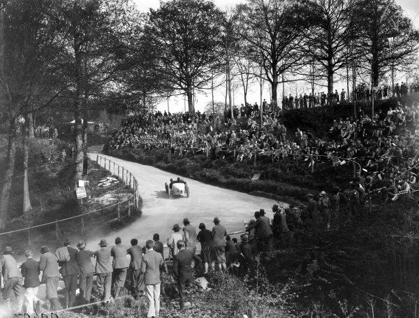 GM Barnard, Bugatti Type 37.