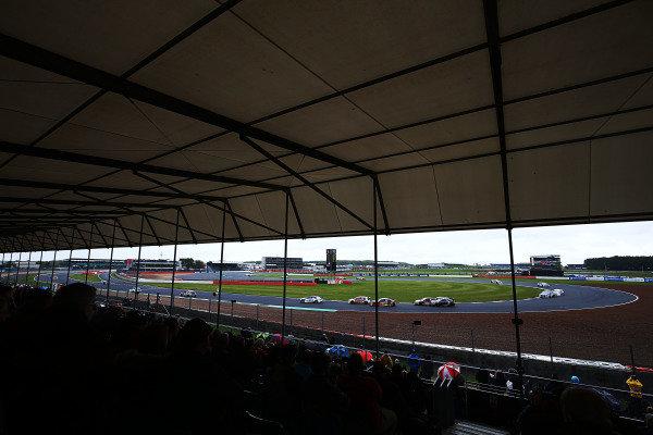BTCC at Silverstone