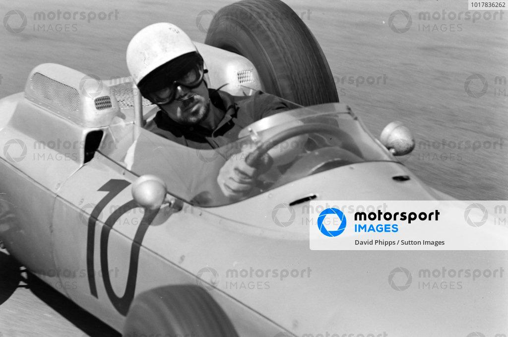 Jo Bonnier, Porsche 804.