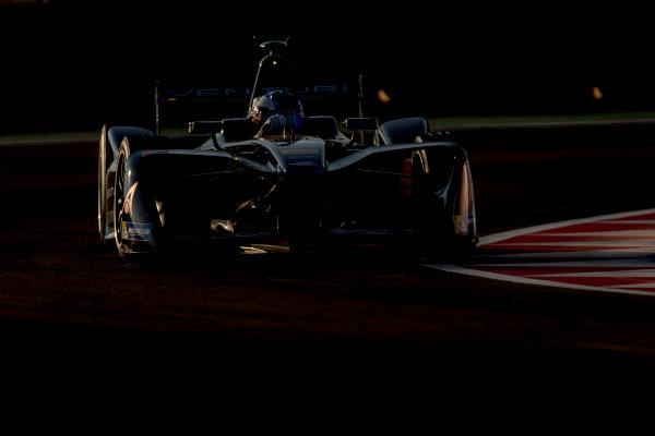 2016/2017 FIA Formula E Championship. Marrakesh ePrix, Circuit International Automobile Moulay El Hassan, Marrakesh, Morocco. Saturday 12 November 2016. Maro Engel (GER), Venturi, Spark-Venturi, Venturi VM200-FE-02.  Photo: Zak Mauger/LAT/Formula E ref: Digital Image _L0U6390
