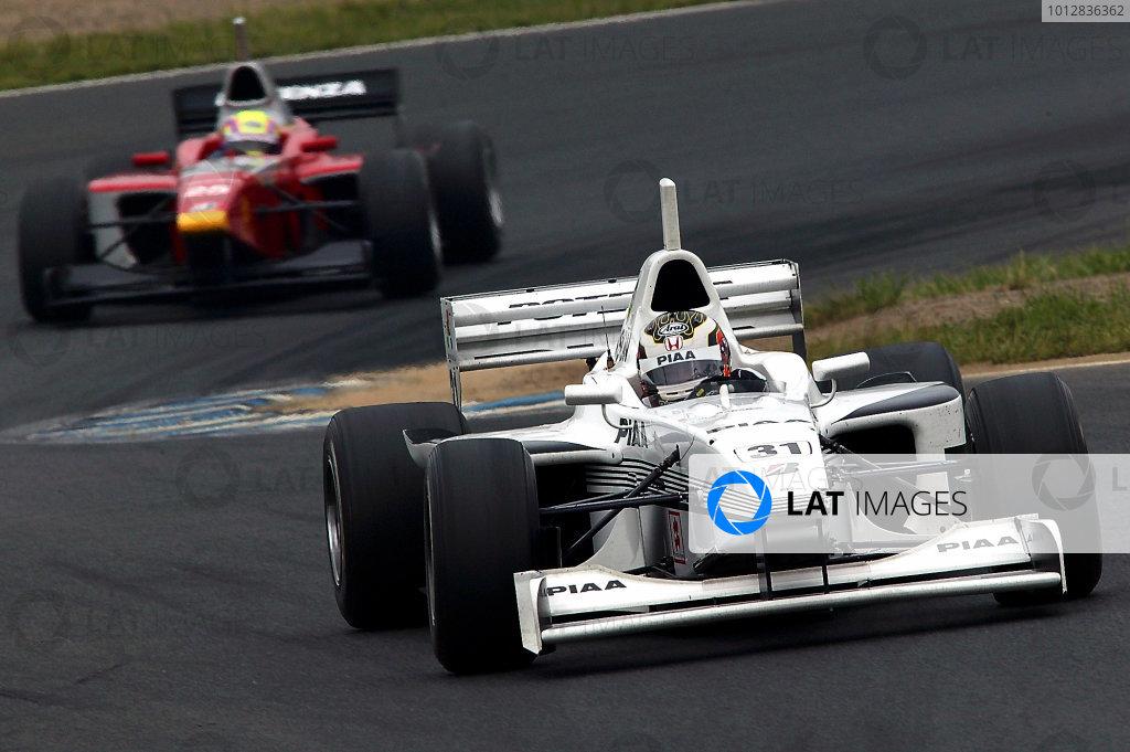2004 Formula Nippon Championship