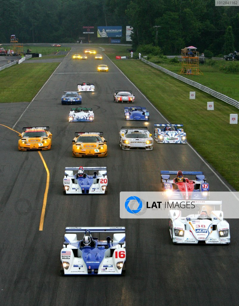 2-5 July 2004, Lime Rock, CT, USA
