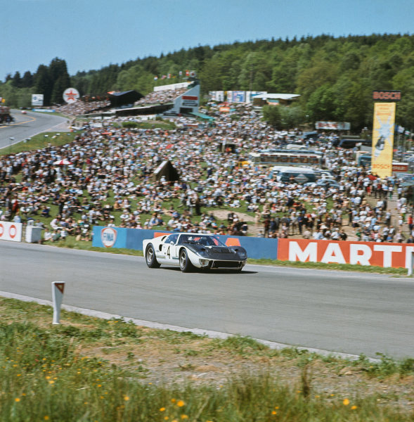 1966 Spa-Francorchamps 1000 Kms.
