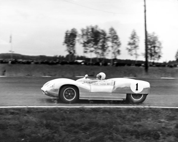 Karlskoga, Sweden. 7th August 1960.