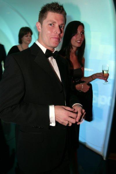 2005 Autosport AwardsGrosvenor House, London. 4th December.xxWorld Copyright: Peter Spinney/LAT Photographicref: Digital Image Only