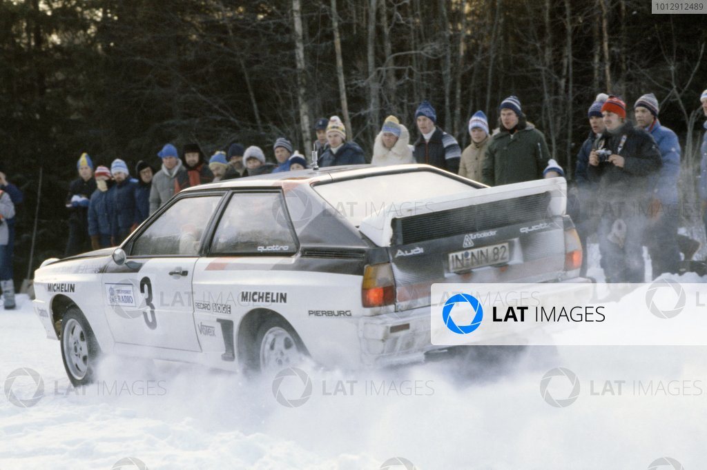 1983 World Rally Championship.