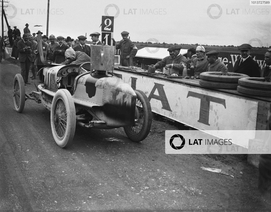 1922 French Grand Prix.