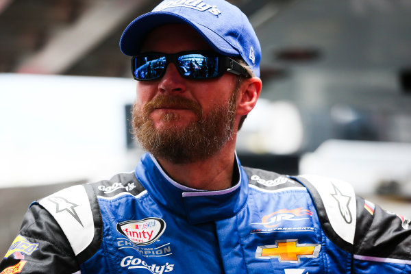 NASCAR XFINITY Series Food City 300 Bristol Motor Speedway, Bristol, TN USA Thursday 17 August 2017 Dale Earnhardt Jr, Goody's Mixed Fruit Blast Chevrolet Camaro World Copyright: Barry Cantrell LAT Images