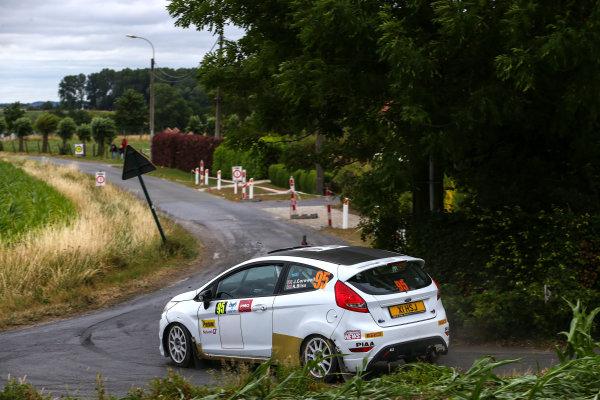 2017 Prestone MSA British Rally Championship,  Ypres Rally, Ypres, Belgium. 22nd - 24th June 2017. William Creighton / Liam Regan Peugeot 208 R2. World Copyright: JEP/LAT Images.