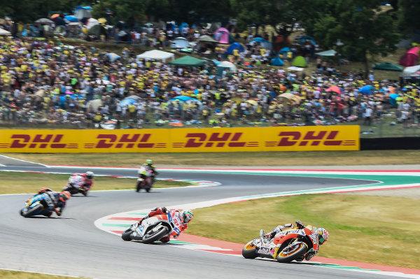 2017 MotoGP Championship - Round 6 Mugello, Italy Sunday 4 June 2017 Dani Pedrosa, Repsol Honda Team World Copyright: Gold & Goose Photography/LAT Images ref: Digital Image 674715